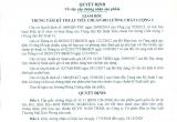 Quyết định về việc cấp chứng nhận sản phẩm số 1715/QĐ-KT3 ngày 17/9/2018